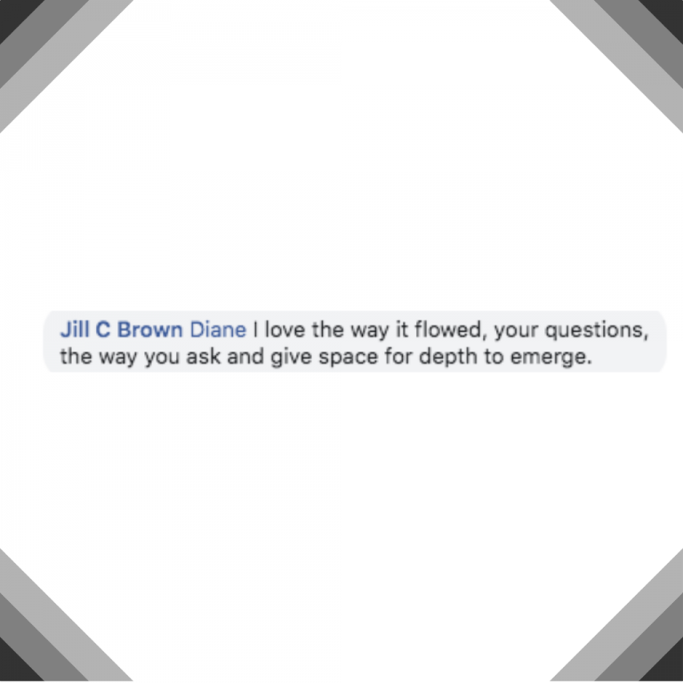 Testimonial Jill C Brown