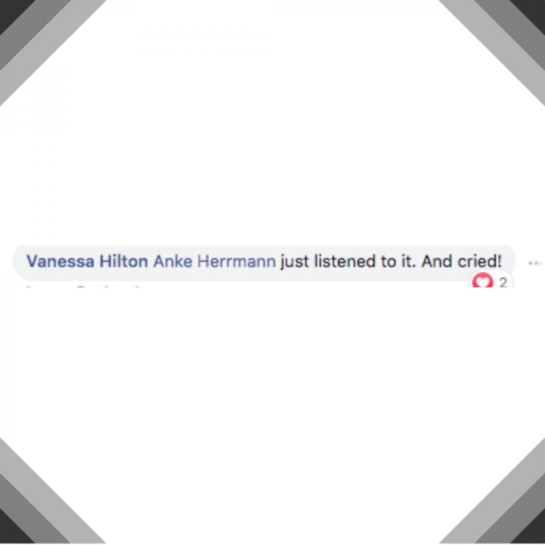 Testimonial Vanessa Hilton